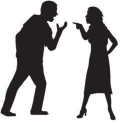 crisi e conflitto di coppia