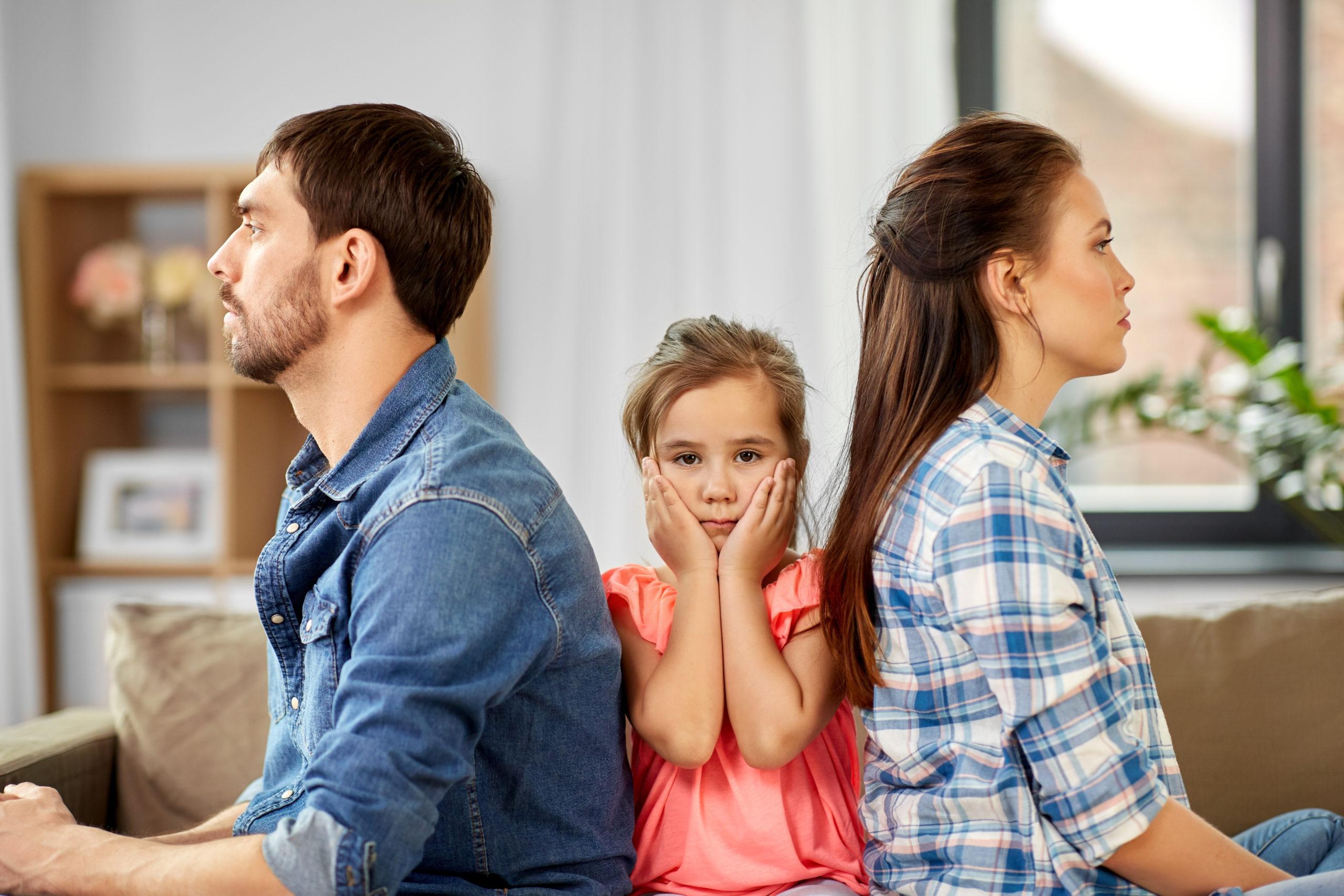 consigli per genitori separati