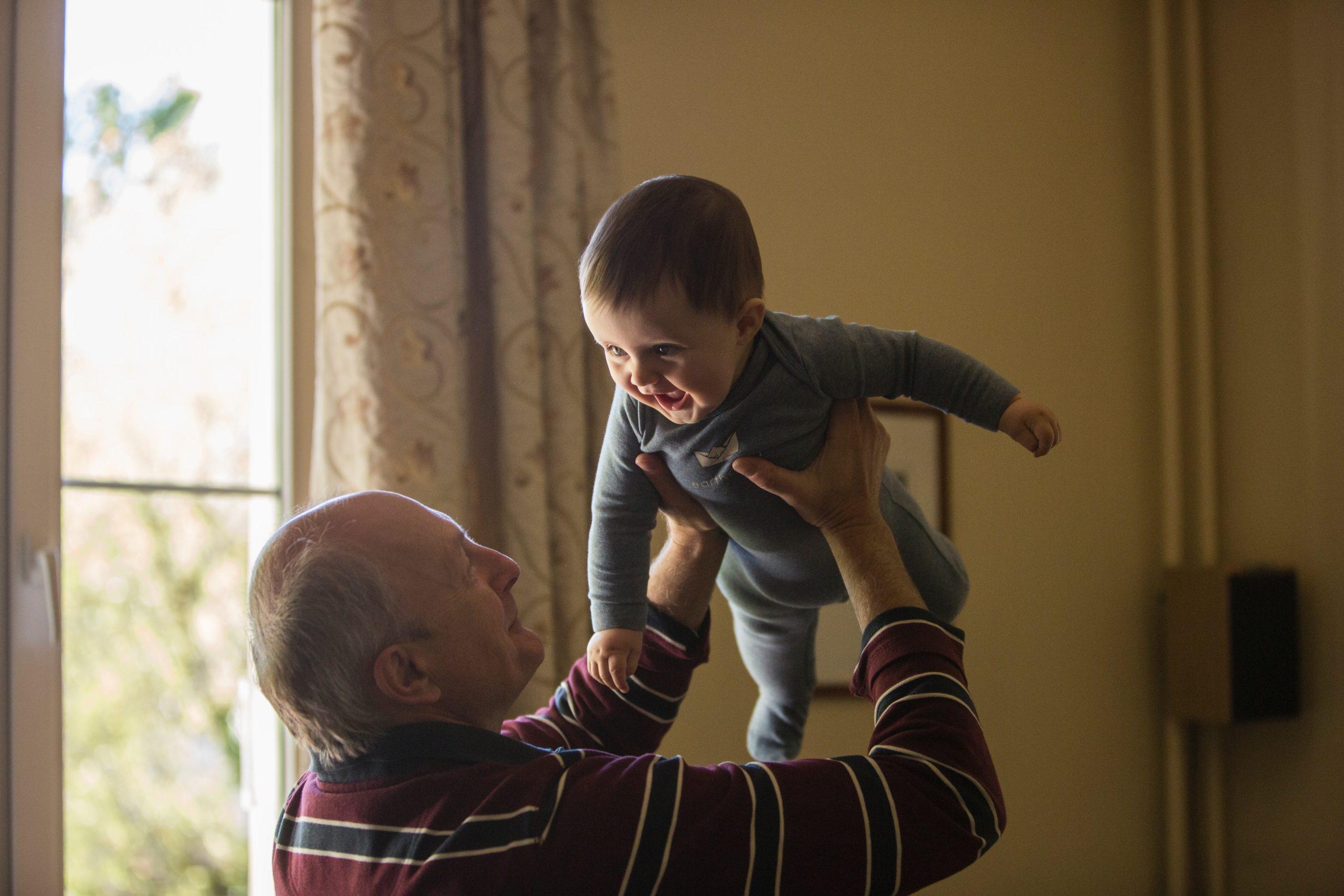 nonno nipote