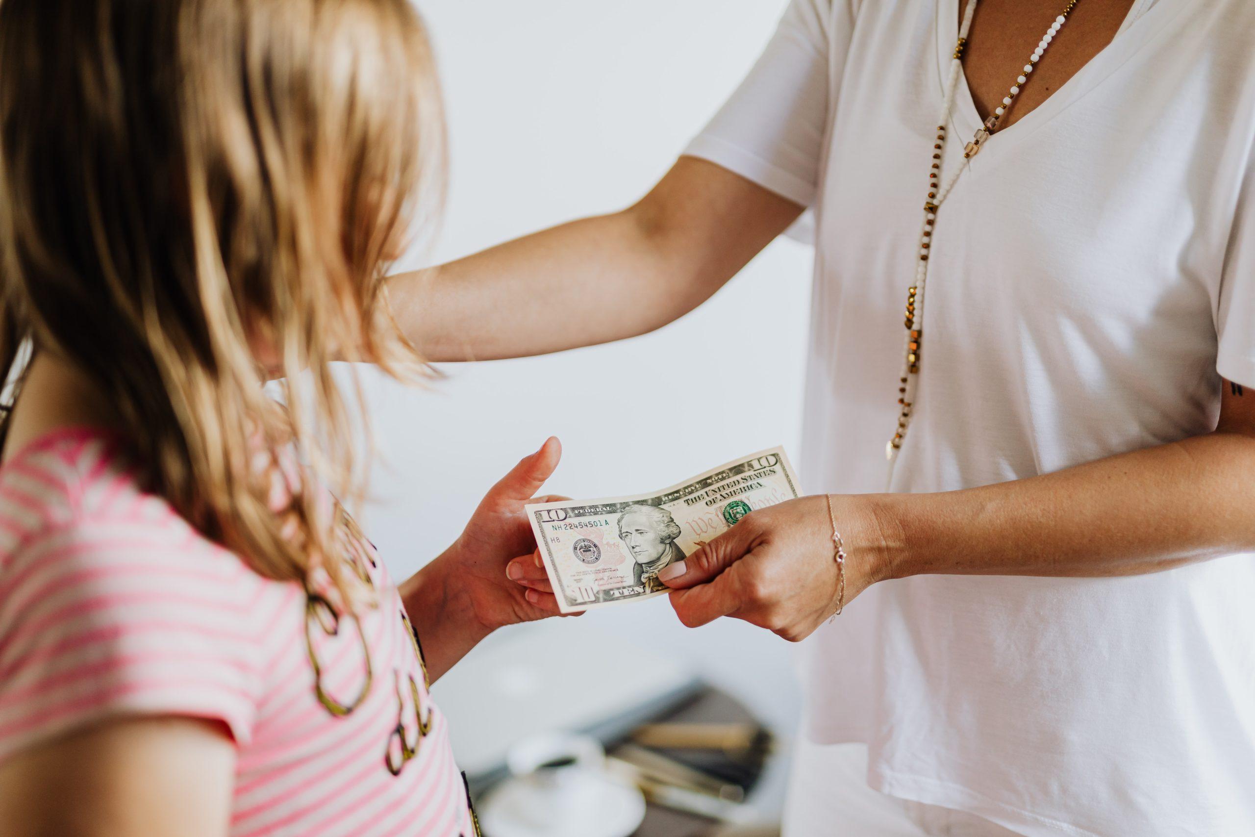 L'assegno di mantenimento del figlio minorenne