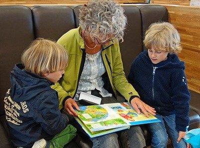 chiedere aiuto ai nonni