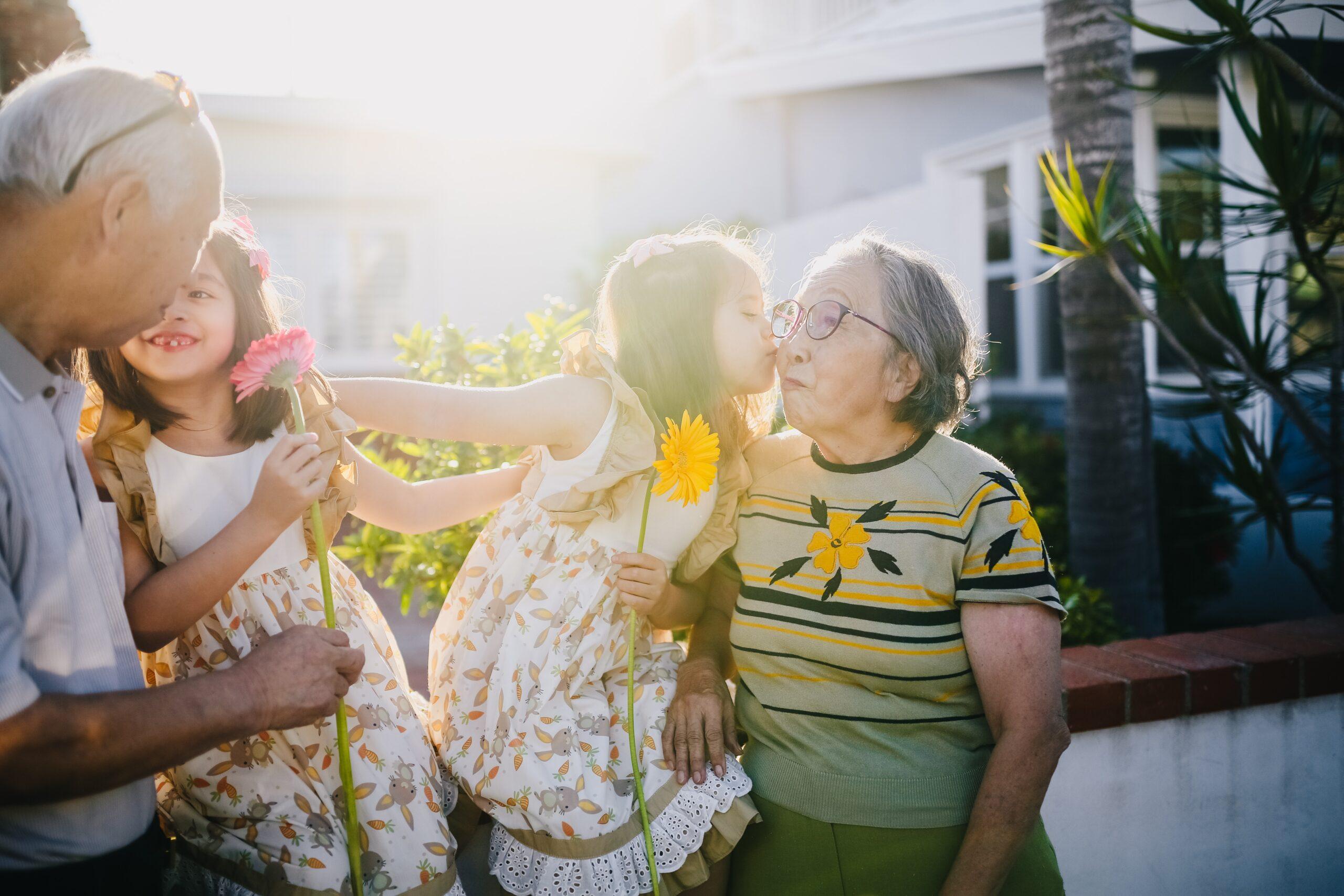nonni quando i figli si separano