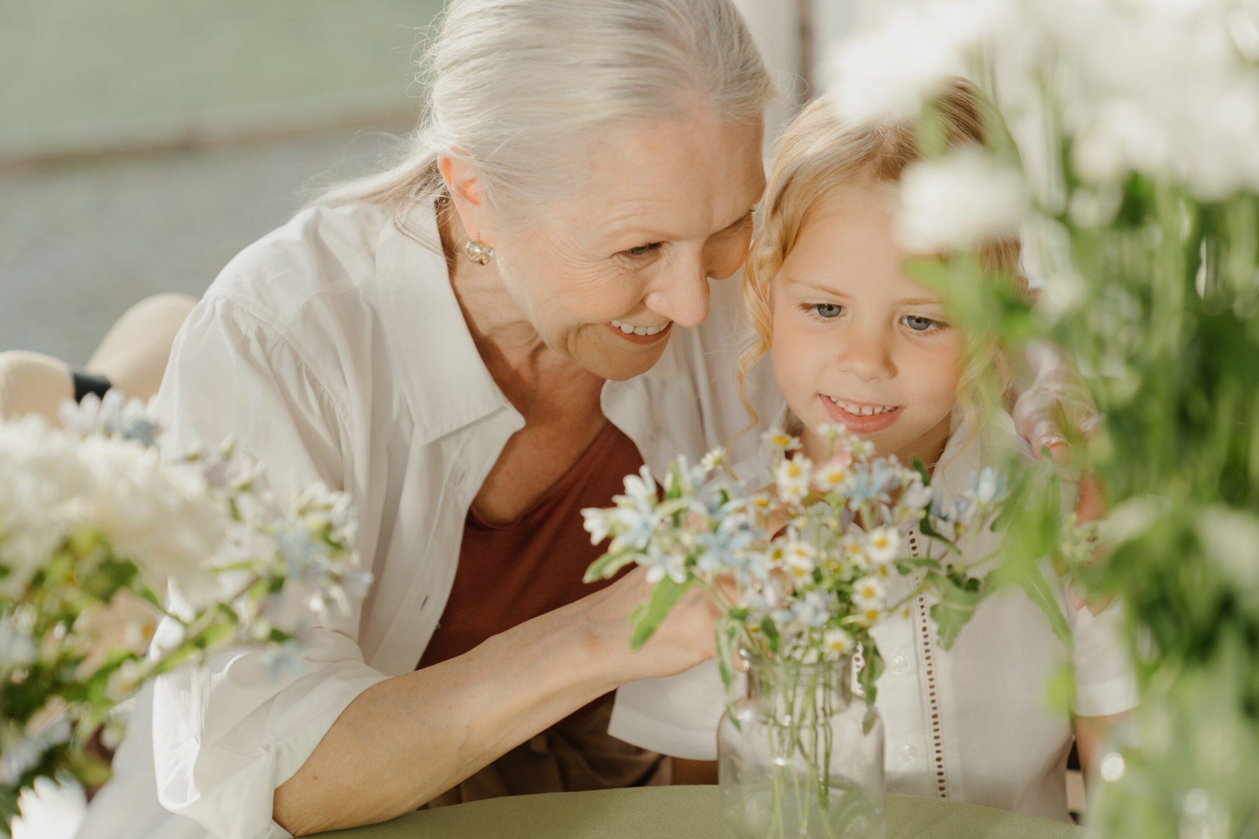 Mantenere i legami tra nonni e nipoti in Australia