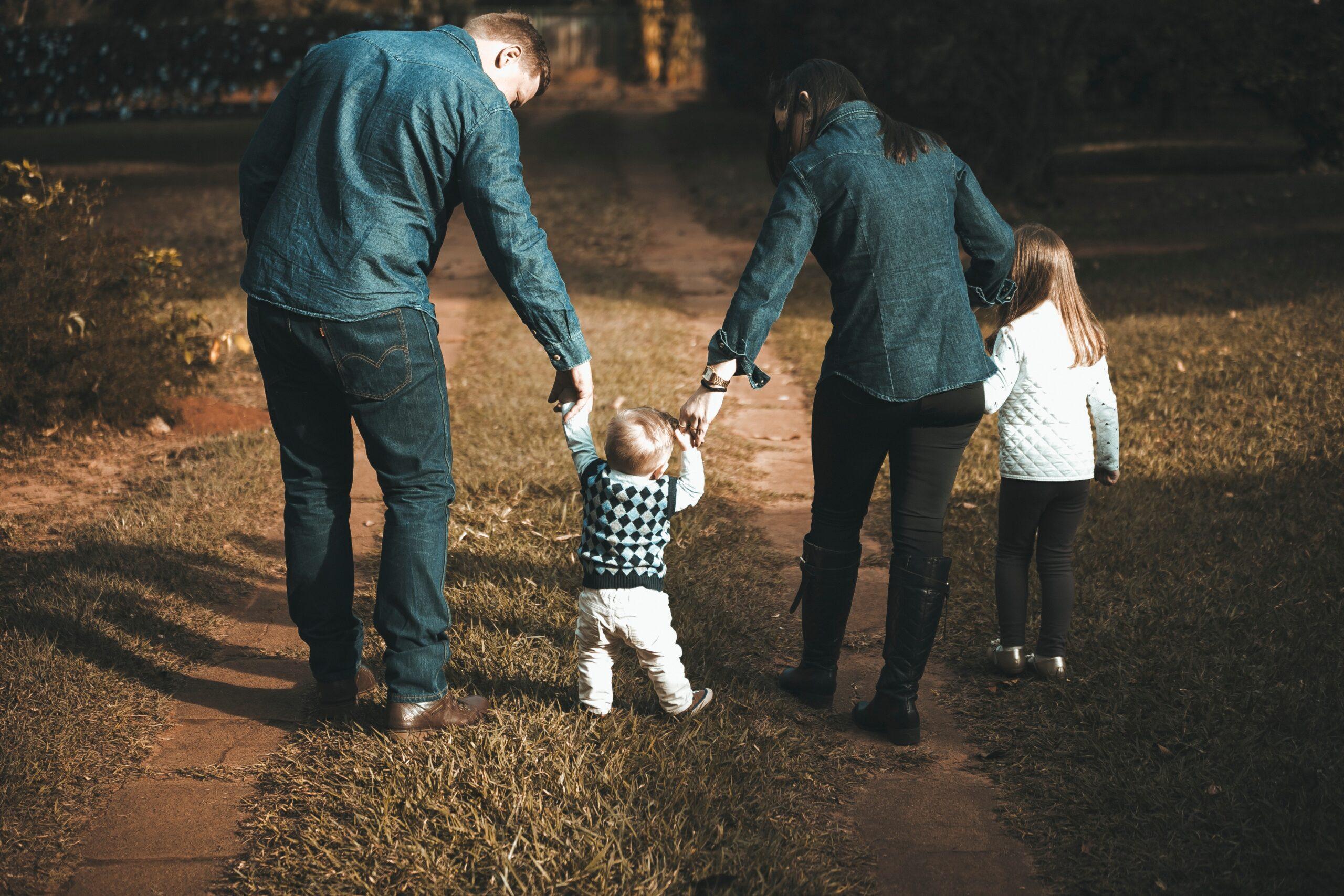 Separarsi tutelando i figli in la mediazione familiare